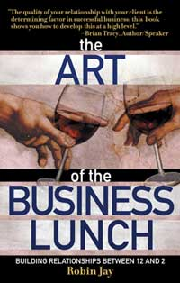 Biz Lunch cover Author
