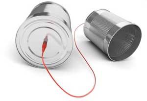 tin-can-communication