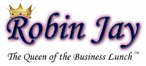 Logo simple crown purple 300x136 Being The Queen of the Business Lunch 