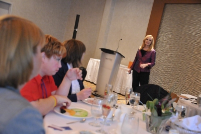 Speaking at last week's MPI Meeting in Edmonton