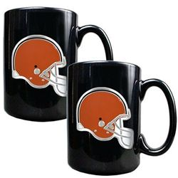 browns mug Cheap Client Gifts Theyll Treasure