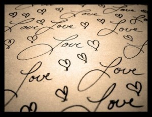 love written 300x231 How Much Love Can You Share?