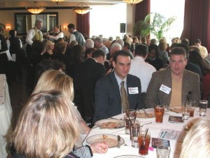 Networking luncheon 300x226 More Answers to Big Business Lunch Questions