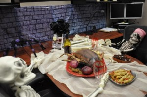 Halloween business lunch 2 sm 300x199 Dying for a Great Business Lunch?
