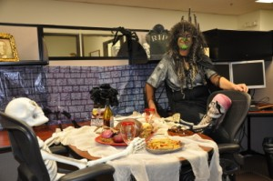 Halloween business lunch sm 300x199 Dying for a Great Business Lunch?