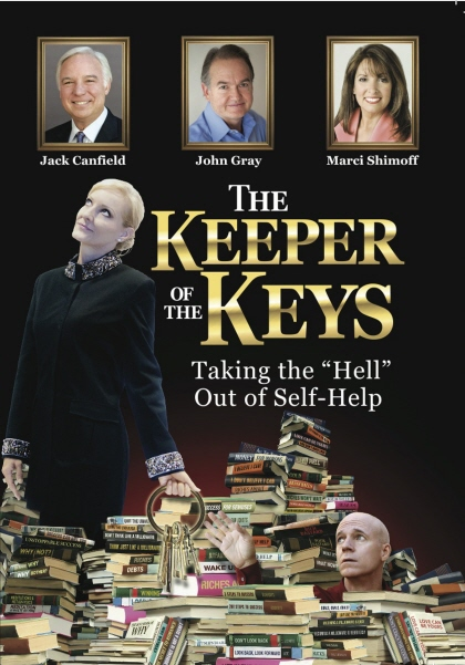 """The Keeper of the Keys"" - Robin Jay's award-winning funny personal development film"