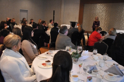 Capitalize on Networking Events by Following Up with Client Lunch for Increased Sales