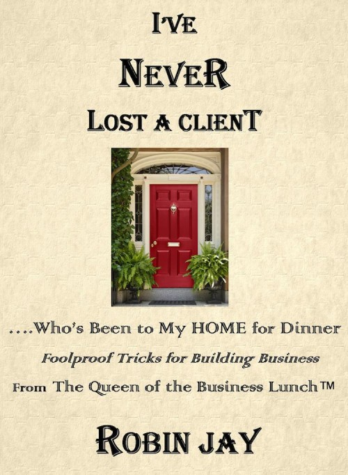 Ive Never Lost a Client!