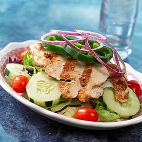 A Healthy Meal for Healthy Business