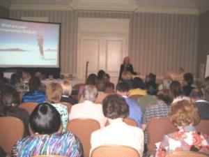 Robin Jay Shares Presentation Skills with HCCA