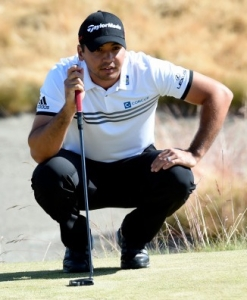 Jason Day's Focus